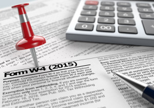 tax withholding